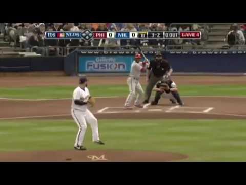 Philadelphia Phillies 2008 Playoff Highlights- World Series Champions