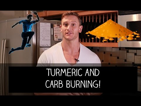 Burn Carbs and Lower Blood Sugar with Turmeric- Thomas DeLauer