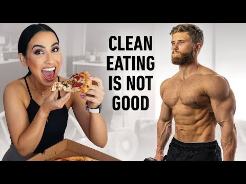 Why You Shouldn't Eat Clean: How To Lose Fat More Effectively
