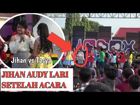 JIHAN AUDY Challange Tasya Rosmala Inbox SCTV DiULTAH Cilacap