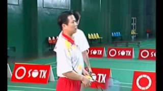 Chen Weihua Training 16 Forecourt skill (3) net pushing.rmvb