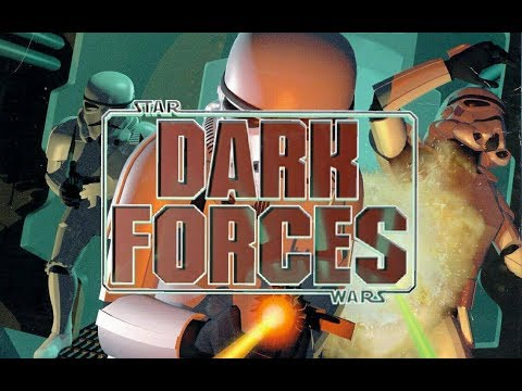 Star Wars: Dark Forces - Mission 6 'Detention Center' [All Secrets] Hard Difficulty