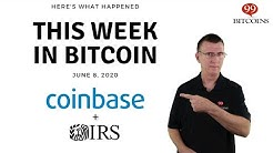This week in Bitcoin - Jun 8th, 2020