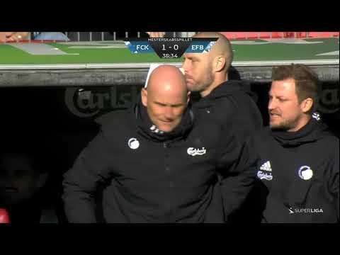 Superliga FC København Vs Esbjerg FB
