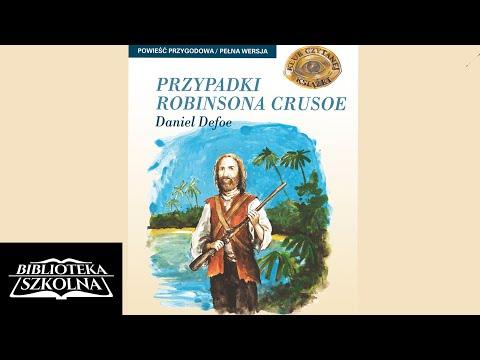 """Reklama książki """"Przypadki Robinsona Cruzoe"""" from YouTube · Duration:  1 minutes 51 seconds"""