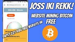 Cara Mendapatkan Bitcoin Gratis Lewat Website | Website Penghasil Bitcoin | Tanpa Deposit | 2020