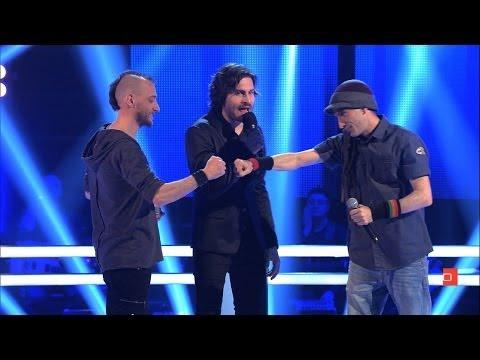 The Voice IT | Serie 2 | Knockout 2 | Valerio Jovine Vs Andrea Ori