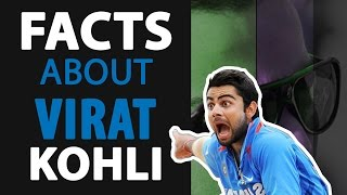 Interesting Facts about Virat Kohli- Nick Name, Tattoos, Girlfriend, Career records, Fastest century