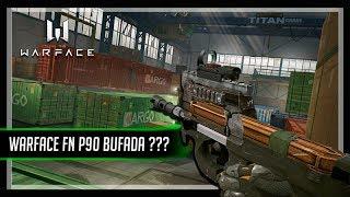Скачать WARFACE FN P90 Bufada