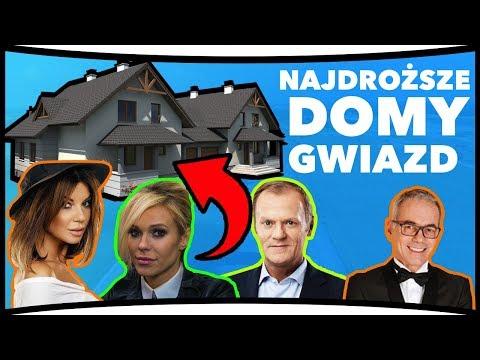 [TOP] DOMY POLSKICH GWIAZD   Doda Górniak Tusk Janowski