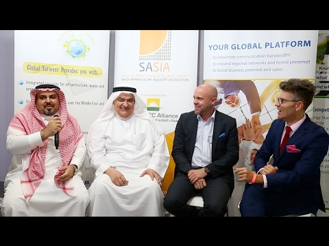 WFES 2017 - TATWEER, the Gate to $50 bn renewable energy business in Saudi Arabia