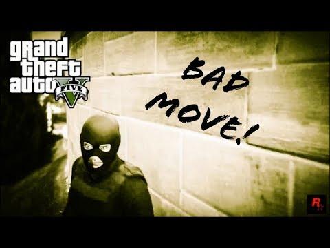 GTA BAD MOVE - ROCKSTAR EDITOR