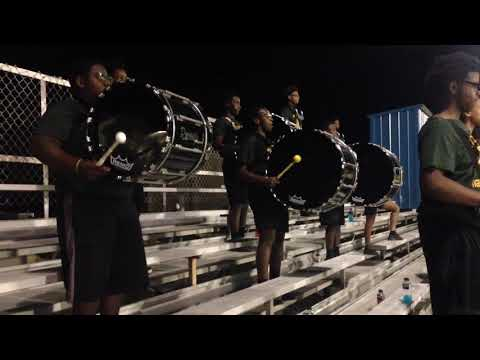 McComb High School Drumline E-9