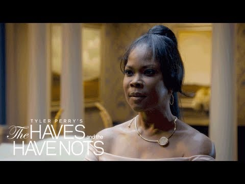Veronica Throws Melissa Out | Tyler Perry's The Haves and the Have Nots | Oprah Winfrey Network