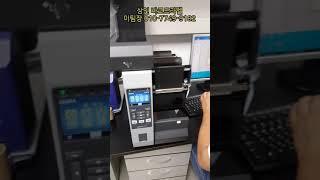 [☆상인 바코드라벨] Zebra ZT610 투명지 바코…