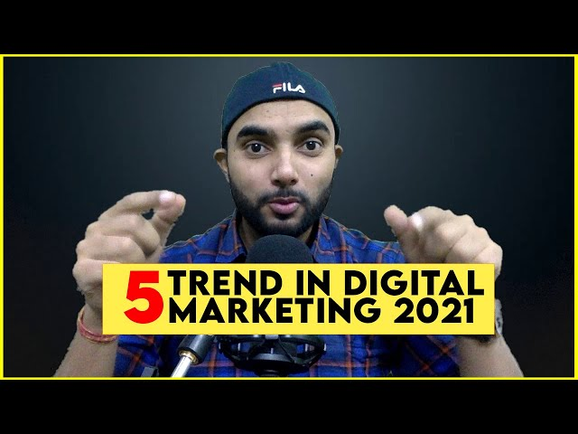 5 Latest Trends in digital marketing For Growth In 2021 | OMI GUPTA