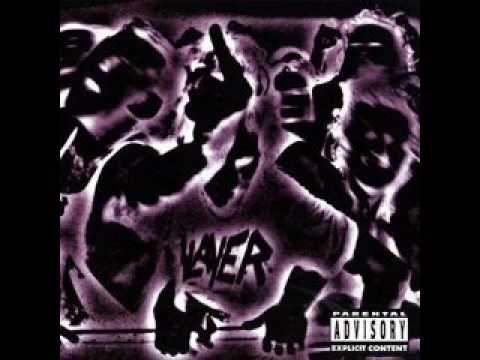 01 Disintegration/Free Money by Slayer