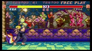 STREET FIGHTER II' CHAMPION EDITION | KEN ARCADE GAMEPLAY |#GAMER ALANDAMME