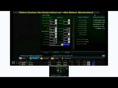 Live FOREX trading today, analysis, tips and tricks 2012-09-17 on the Best FOREX Trading Platform