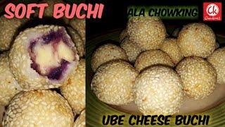 SOFT BUCHI ALA CHOWKING  Paano gumawa ng buchi ng hindi pumuputokat hindi natatanggal ang linga