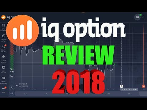 IQ Option NEW 2018 Review