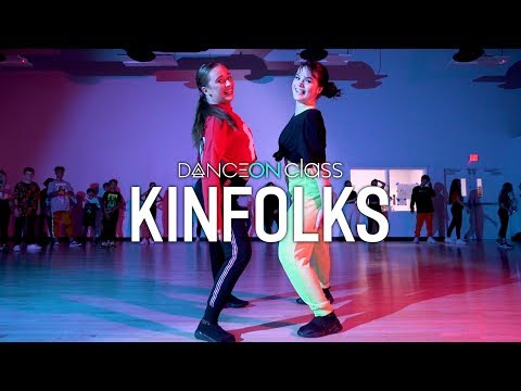 Sam Hunt Kinfolks Dance Class | Dana Alexa