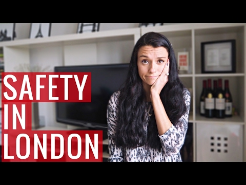 Is London safe?