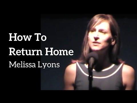 melissa lyons how to return home kerrigan lowdermilk youtube