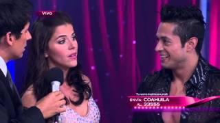 "María Fernanda Yepes baila al ritmo de ""Te perdiste mi amor"""