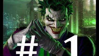 DC Universe Online - Parte 1 - Gameplay Supervillano