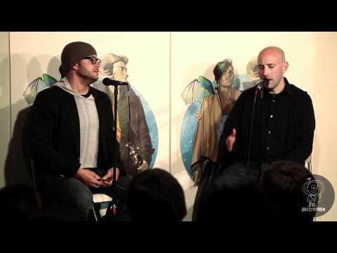 Brian K. Vaughan launches SAGA at Meltdown Comics