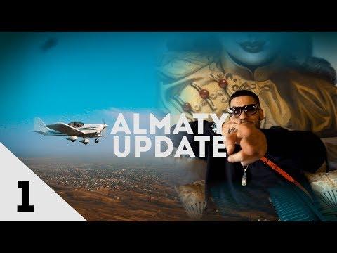 Almaty Update: Самолеты. Ресторан Miss Wong в центре Алматы. Основатель TM Barbershop о рэпе