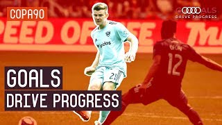 The Long Road To Going Pro   Audi Goals Drive Progress with DC United's Chris Durkin
