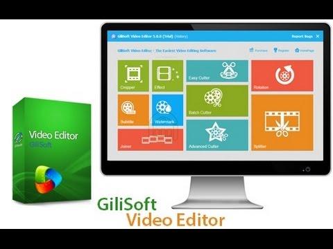 Gilisoft Video Editor 700 YouTube
