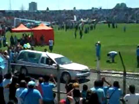 Despedida 16 angeles celestes Parque Estadio El Teniente
