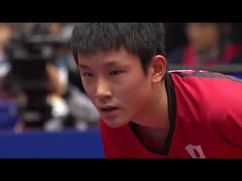 Tomokazu Harimoto vs Koki Niwa I 2018 Asian Cup