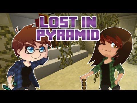 Minecraft Ekspeditionen - Lost in pyramid