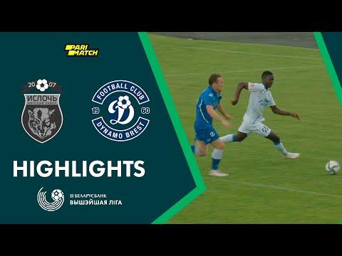 Isloch Minsk Brest Goals And Highlights