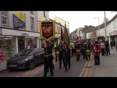 St Patricks Parade 2018 (Ballymena)