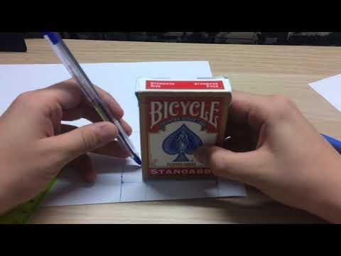 Коробка для колод карт