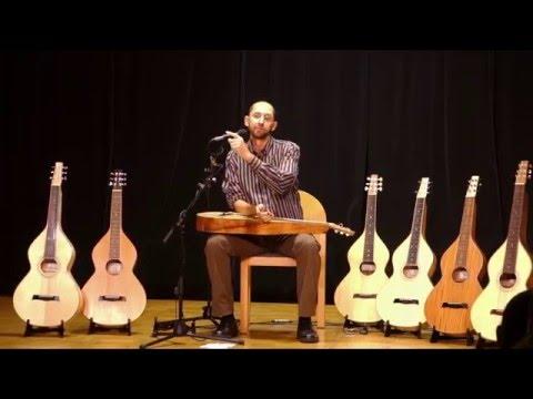 Weissenborn Steel Guitars concert by Fernando Perez, FULL CONCERT.
