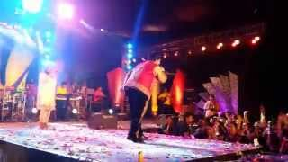 Falguni Pathak pitching high on Sanedo Sanedo Laal Laal Sanedo