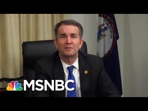 NAACP Calls On VA Gov To Resign After Racist Photo | The Last Word | MSNBC Mp3