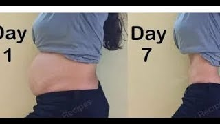 In 4 days get rid of belly fat with Epsom salt
