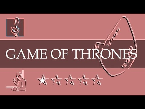 Ocarina Notes Tutorial  Game of Thrones  Theme Sheet music