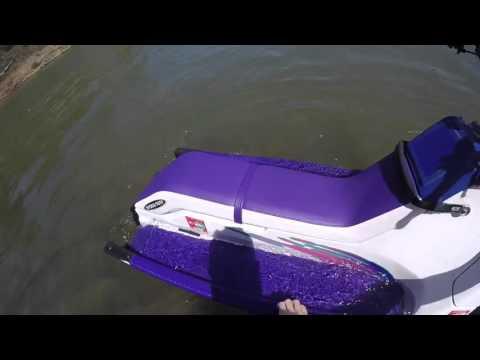 Lake Sonoma jet ski trip