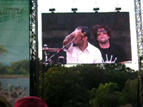 Ben Harper at ACL 2009