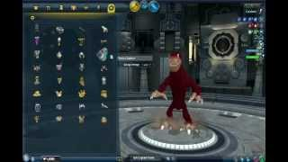 Spore: Galactic Adventures Captain