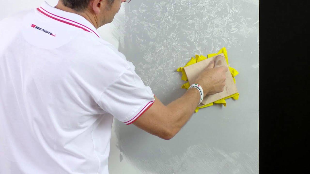 Easy Art Effet Tampon Base Argent Base Aluminium Français