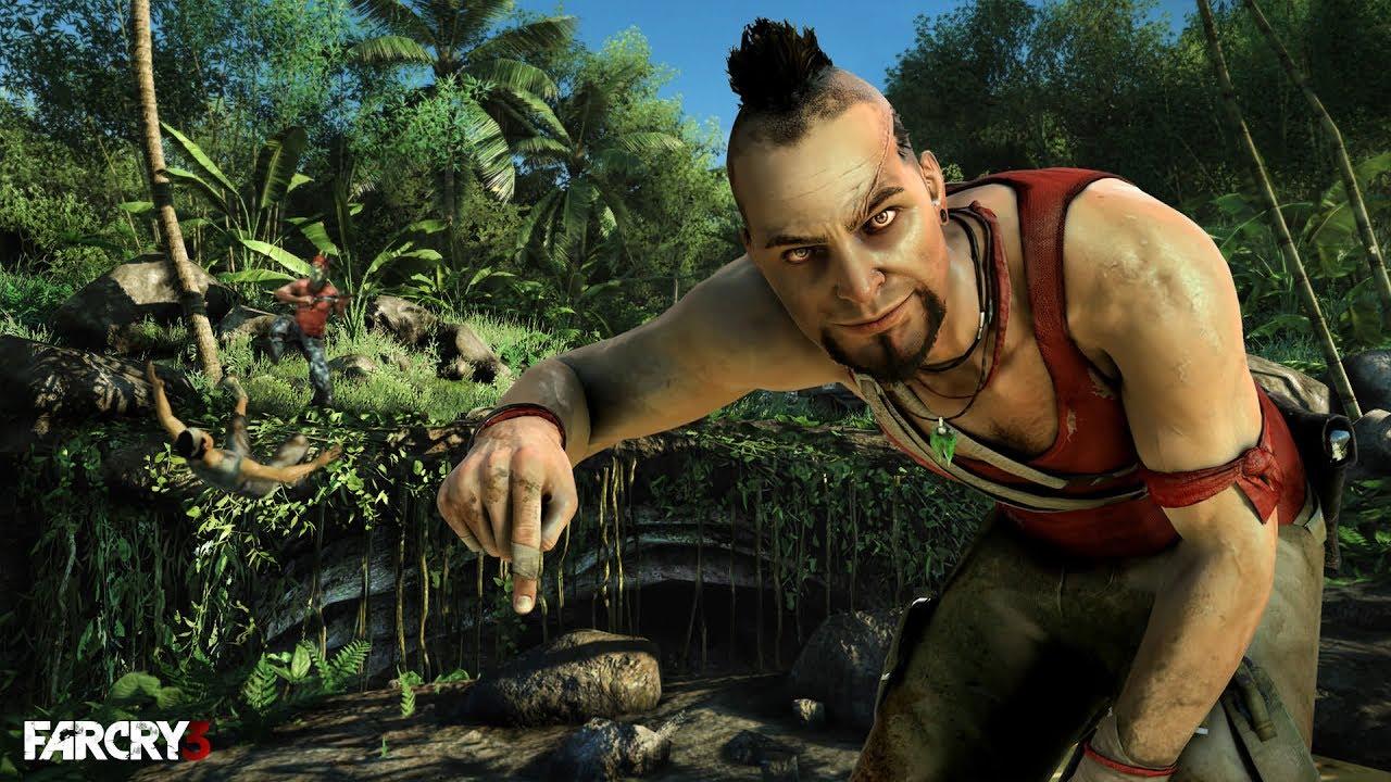 Far cry 3 прохождение покрасить в черное